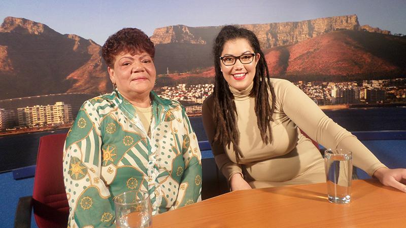SABC Live appearance 2016